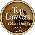 Top Lawyers in San Diego Seal